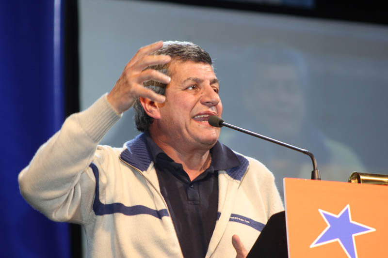 21 de Noviembre: Víctor De Gennaro en Mar del Plata presenta el anteproyecto de ley por un NUEVO MODELO SINDICAL
