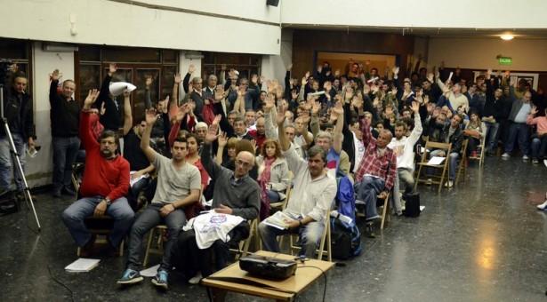 Luz y Fuerza Mar del Plata adhiere al PARO y JORNADA NACIONAL DE LUCHA de la CTA