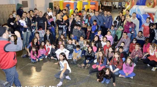 Día del Niño en Luz y Fuerza: ¡Una hermosa tarde en Familia!