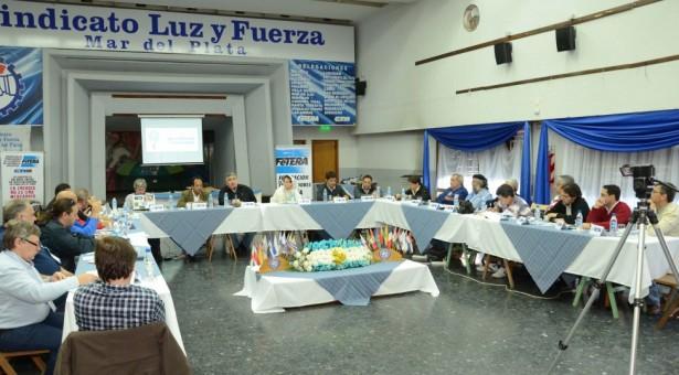 Declaración de solidaridad para con los trabajadores del SUPERGAS de Uruguay