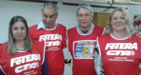 Asumió la primera Comisión Directiva de la Agrupación Nacional de Trabajadores Jubilados y Pensionados de FeTERA