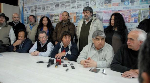 """PABLO MICHELI EN MAR DEL PLATA: """"SE VIENEN TIEMPOS COMPLICADOS PARA LOS TRABAJADORES"""""""