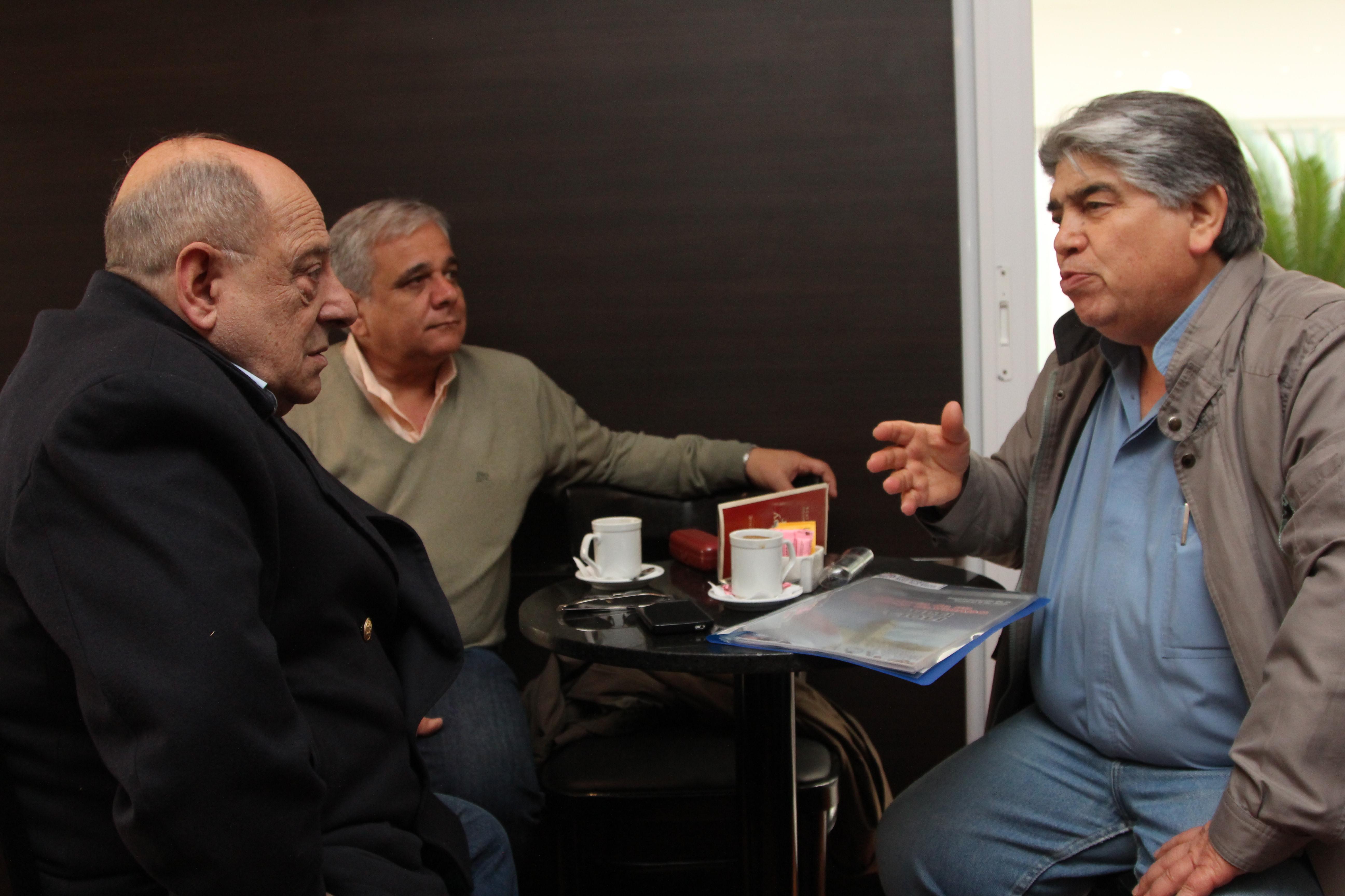 EL INTENDENTE ELECTO CARLOS ARROYO SE MOSTRÓ INTERESADO EN LA REPOTENCIACIÓN DE LA CENTRAL 9 DE JULIO