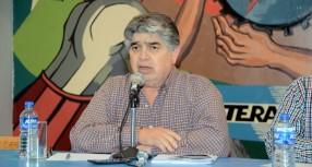 """JOSÉ RIGANE: """"LA JORNADA DEL 29 DE ABRIL SERÁ UN HECHO HISTÓRICO"""""""