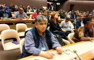 José Rigane en la 105° Conferencia Anual de la OIT