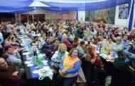 Festejo del Día del Trabajador y la Trabajadora de la Electricidad en Mar del Plata