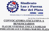 CIRCULAR N°206 (16-17): REUNIÓN DE BENEFICIARIOS DEL PLAN DE VIVIENDAS