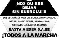 JUEVES 16/2: MARCHA DE LAS VELAS - BASTA DE EDEA SA!