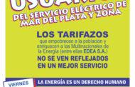 CONVOCATORIA A ASAMBLEA DE USUARIOS DEL SERVICIO ELÉCTRICO DE MAR DEL PLATA Y ZONA