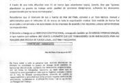CENTRALES DE LA COSTA S.A. AMENAZA A TRABAJADORES PARA QUE NO ADHIERAN AL PARO DE LUZ Y FUERZA MAR DEL PLATA
