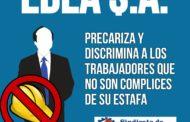 Que EDEA S.A. deje la practica desleal y la discriminación y cumpla con el contrato