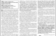 SOLICITADA: LA AUTOCRACIA DE EDEA S.A.