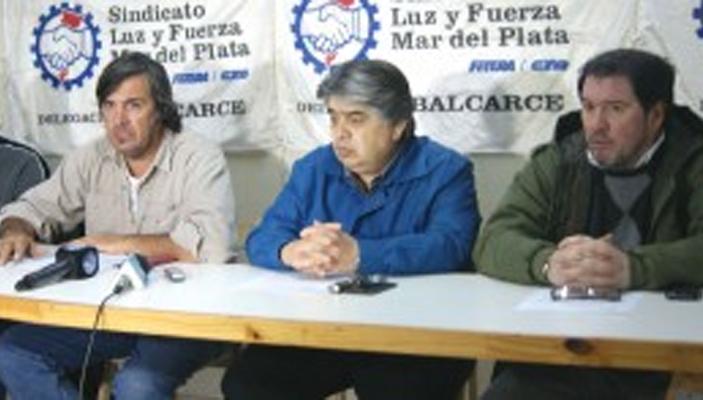 Cooperativa Electricidad Balcarce: Graves denuncias efectuó gremio lucifuercista