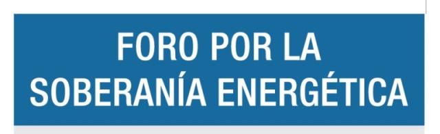 La soberanía energética en debate