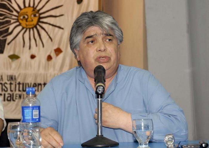 Jose Rigane: ?El Secretario de Energ?a pasa desapercibido en medio de los cortes de luz?