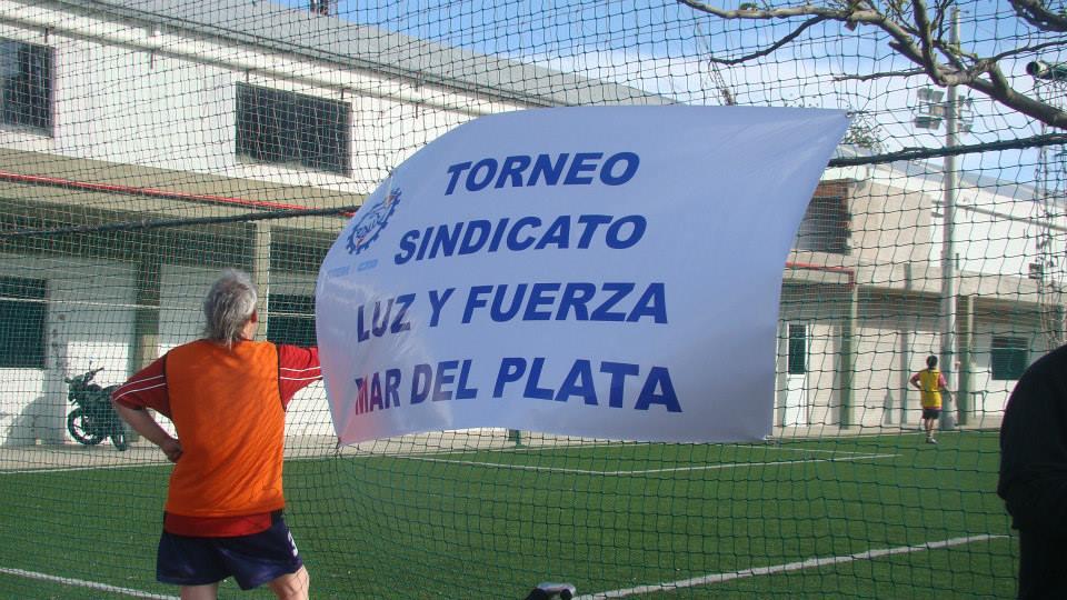 Se disputó la primera fecha del Gran Torneo de Fútbol 70 Aniversario