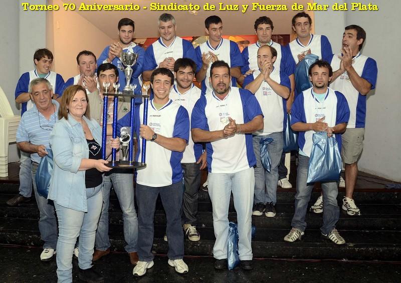Torneo de Fútbol 70º Aniversario: ¡Visitá la Galería de Fotos!