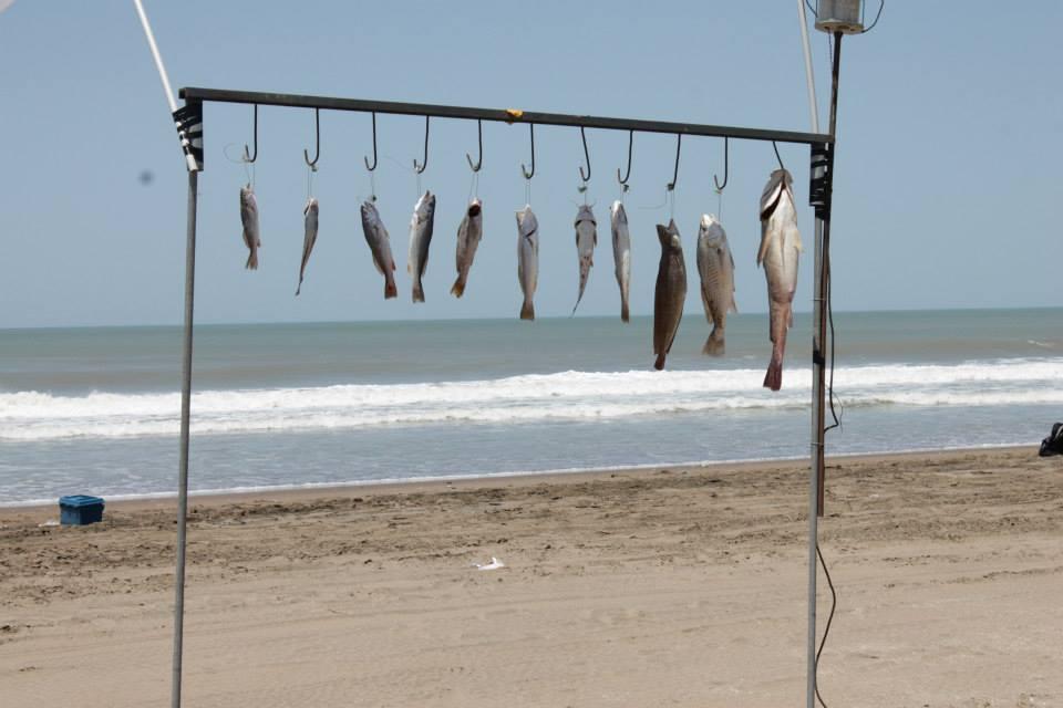 Segundo Gran Concurso de Pesca de Luz y Fuerza Mar del Plata