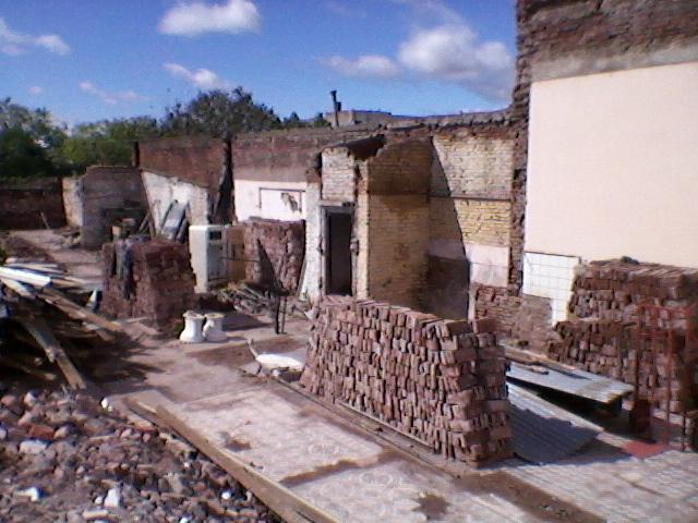 Obras en la Sede de González Chaves