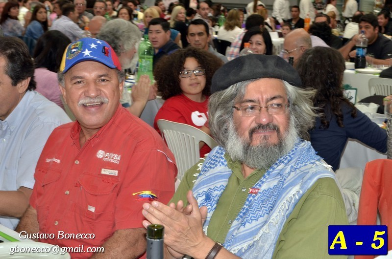 Fiesta 71º Aniversario / Las mesas