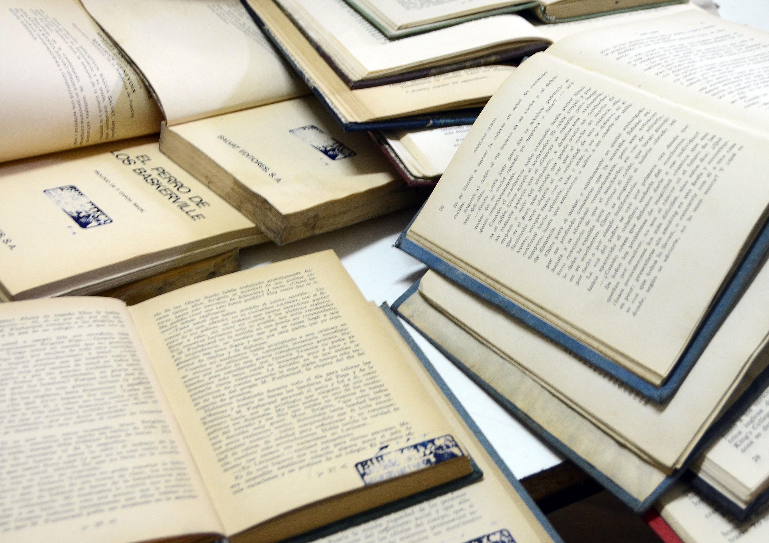 PRONTA REINAGURACIÓN DE LA BIBLIOTECA