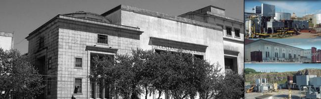 """JOSÉ RIGANE: """"Hay intereses muy poderosos que han impedido la repotenciación de la Central 9 de Julio"""""""