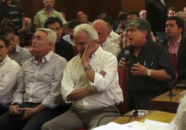 Intervención de José Rigane en el Honorable Concejo Deliberante
