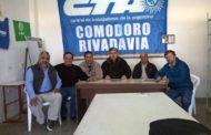 Rigane en Comodoro Rivadavia: