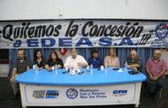 VIDEO: CONFERENCIA DE PRENSA DE PABLO MICHELI Y JOSÉ RIGANE CONTRA EDEA S.A.