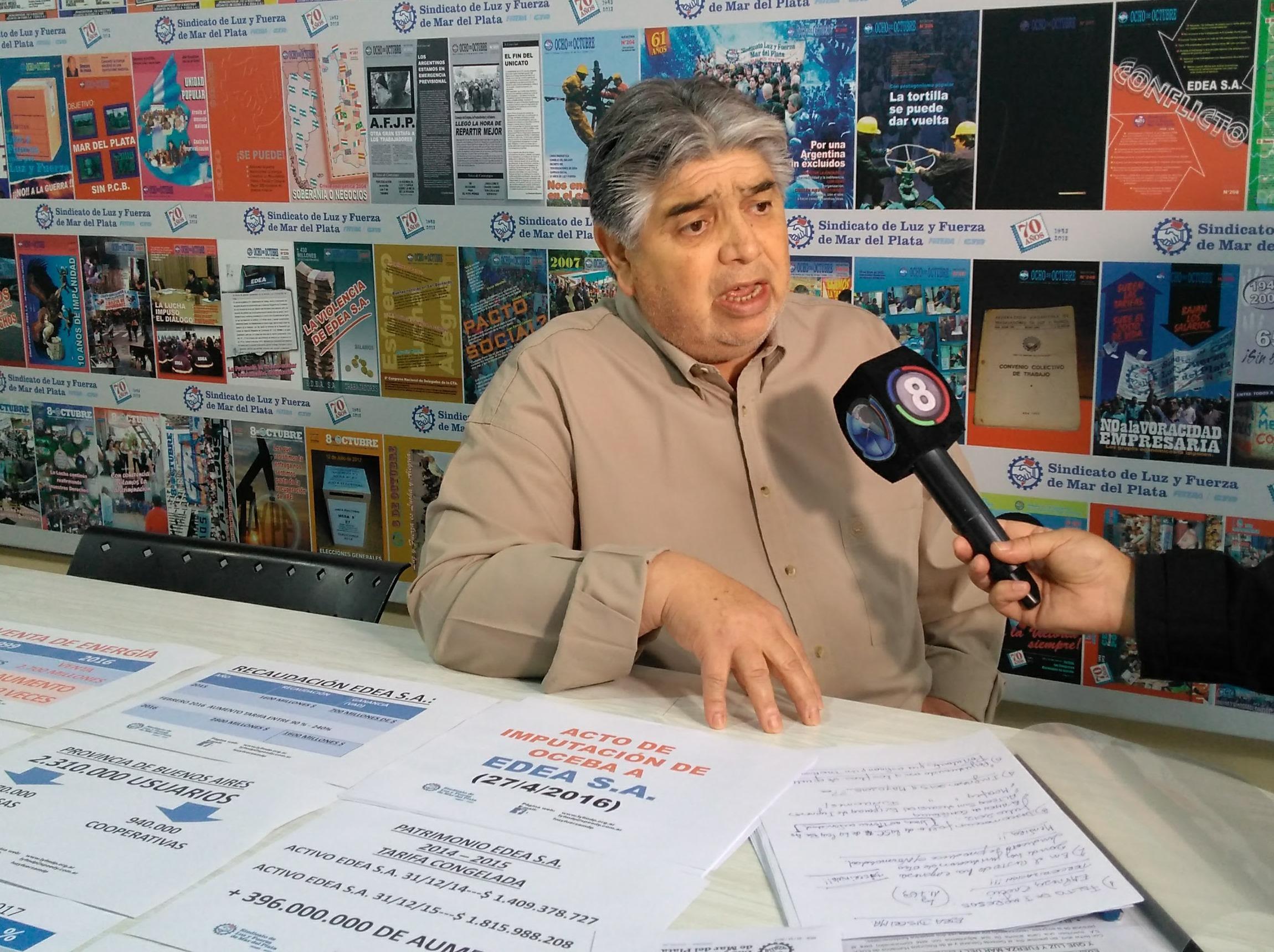 EDEA S.A. MIENTE Y TERGIVERSA LA REALIDAD DE UN LARGO CONFLICTO POR FALTA DE INGRESOS