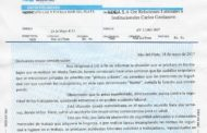 CARTA DOCUMENTO A EDEA S.A. POR SEGURIDAD LABORAL