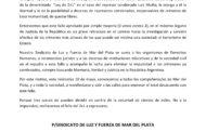 REPUDIAMOS EL FALLO DEL 2x1 A GENOCIDAS