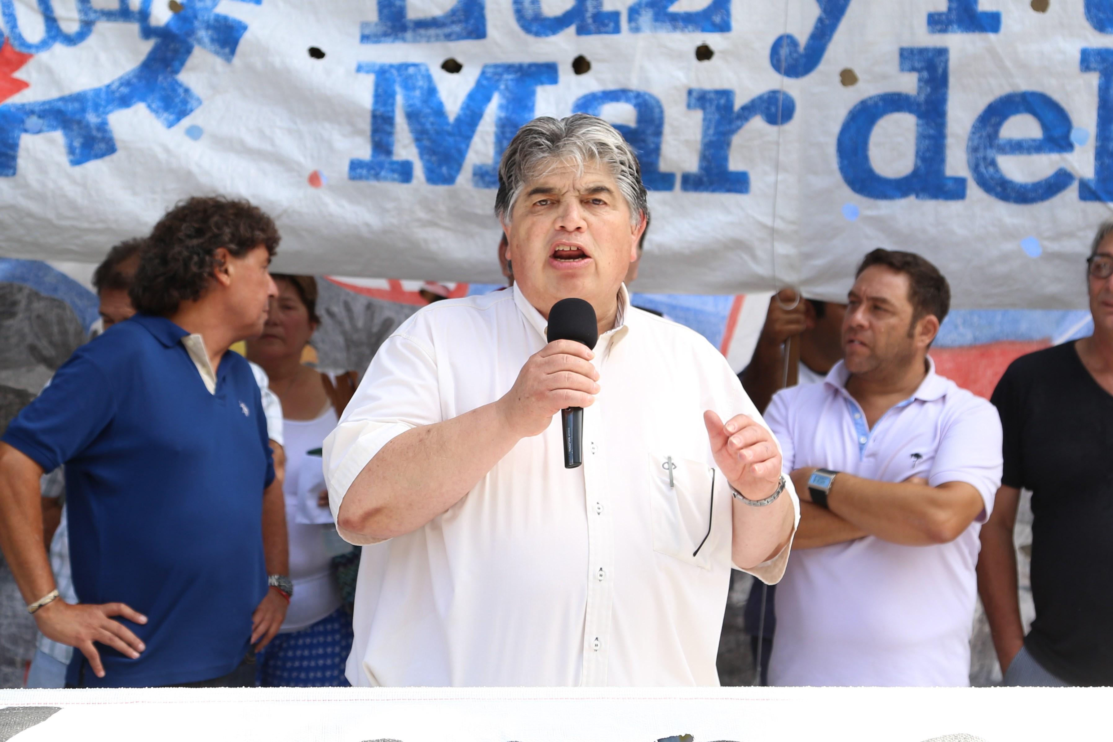 """JOSÉ RIGANE: """"LOS AUMENTOS ANUNCIADOS SON ALTAMENTE SIGNIFICATIVOS"""""""