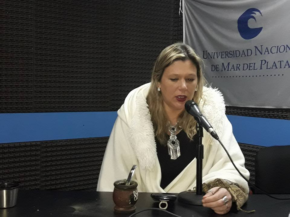 ENTREVISTA A ROMINA QUINTAS EN RADIO UNIVERSIDAD