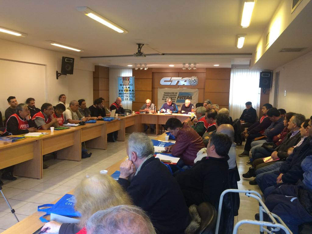 Resoluciones del Plenario Nacional de FeTERA