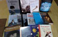 NUEVOS LIBROS EN LA BIBLIOTECA ANTONIO AVELLANEDA