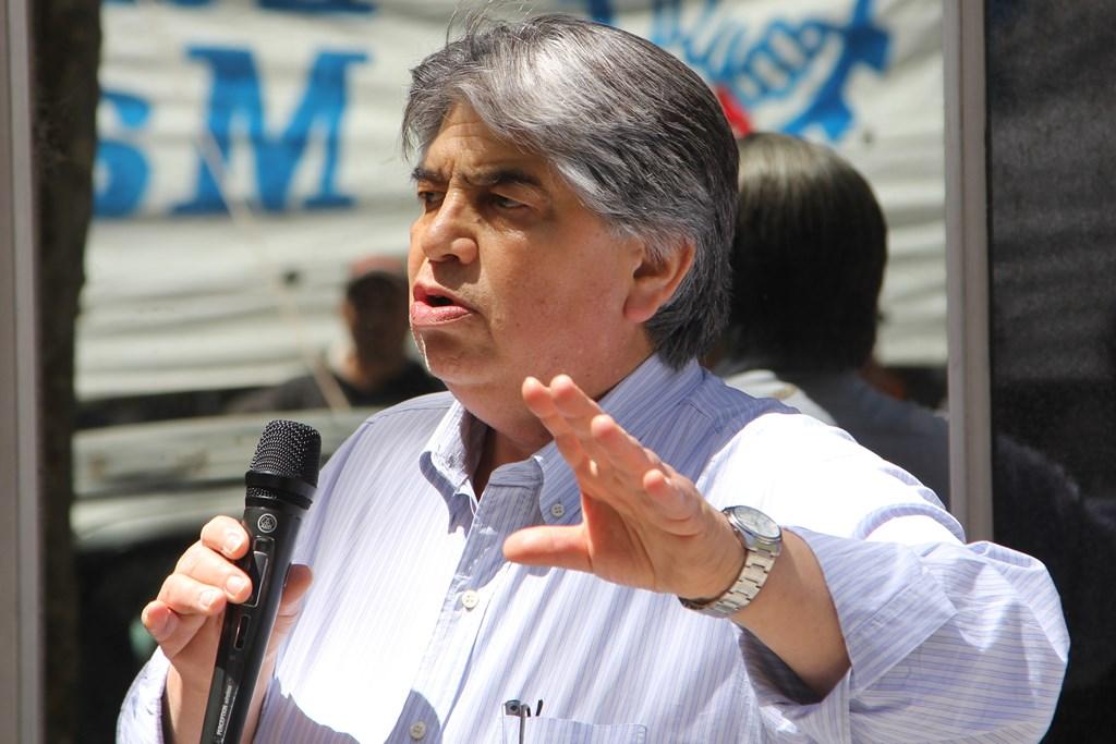 """José Rigane: """"La reforma de Macri es precarizar aún más el derecho laboral, quitar aún más derechos a los trabajadores"""""""