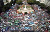 """JOSÉ RIGANE: """"EN UNA JORNADA HISTÓRICALE DIJIMOS AL GOBIERNO QUE LAS REFORMAS NO PASAN"""""""