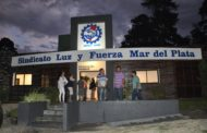 Inauguración de la sede delegación Pinamar del Sindicato Luz y Fuerza Mar del Plata.