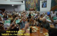 FOTOS: BRINDIS DE FIN DE AÑO