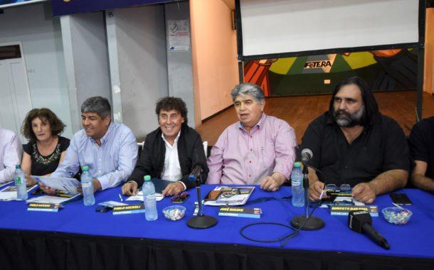 MICHELI, PABLO MOYANO Y BARADEL JUNTOS PARA FRENAR EL AJUSTE