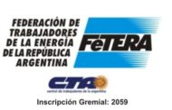 Los Congresos Nacional de la FeTERA se realizarán el 24 de agosto en Mar del Plata