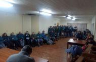 ASAMBLEA EN CLyFEMA CON REPRESENTANTES DE LA COOPERATIVA