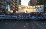 LUZ Y FUERZA MAR DEL PLATA EN LA MARCHA EN CÓRDOBA PARA DEFENDER A LA EMPRESA PÚBLICA DE ENERGÍA