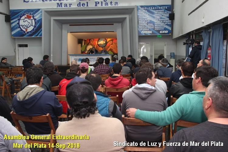 RESOLUCIÓN DE ASAMBLEA GENERAL EXTRAORDINARIA DEL 14-09-2018 PUNTO 4