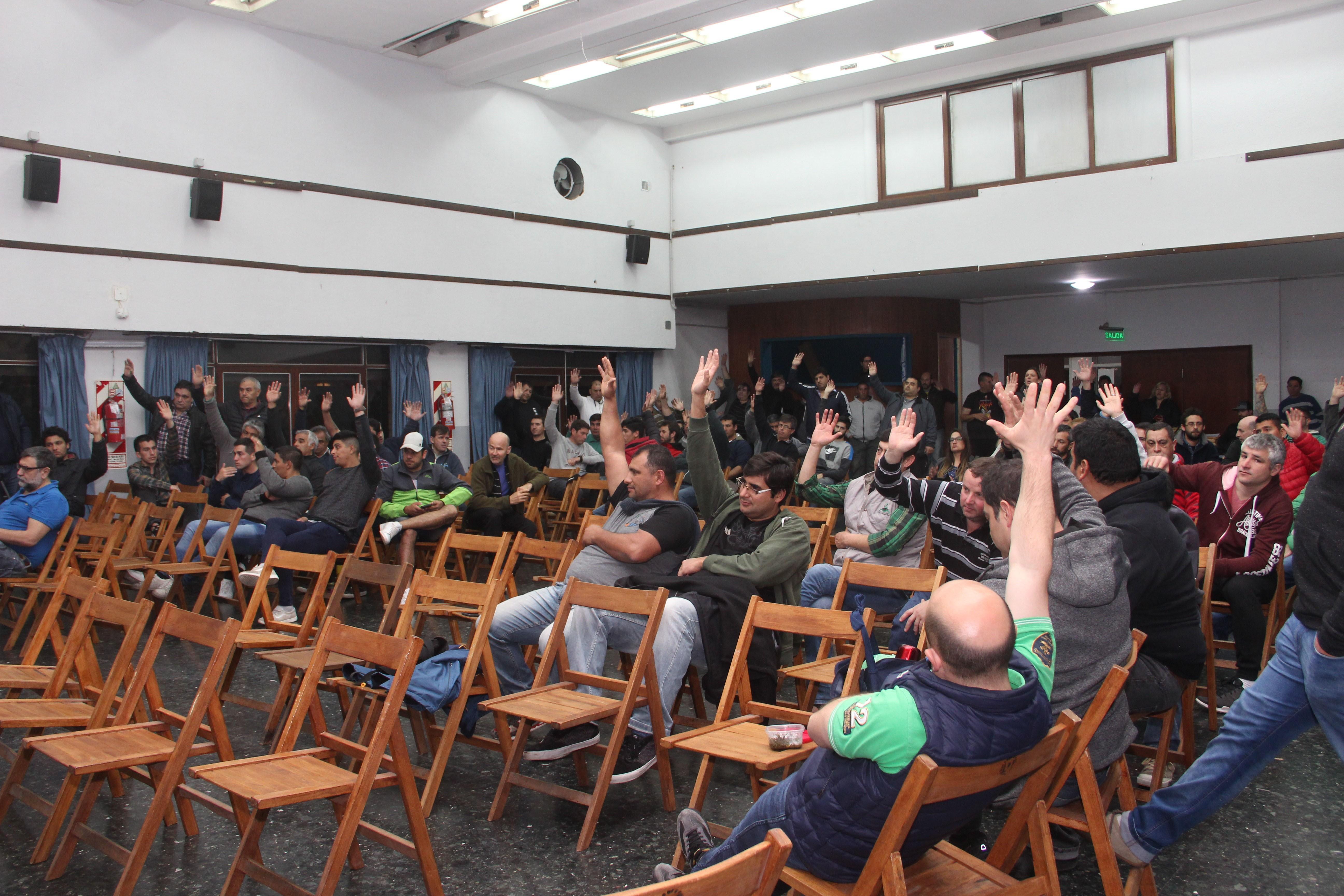 RESOLUCIÓN DE ASAMBLEA GENERAL EXTRAORDINARIA DEL 14-09-2018 PUNTO 3