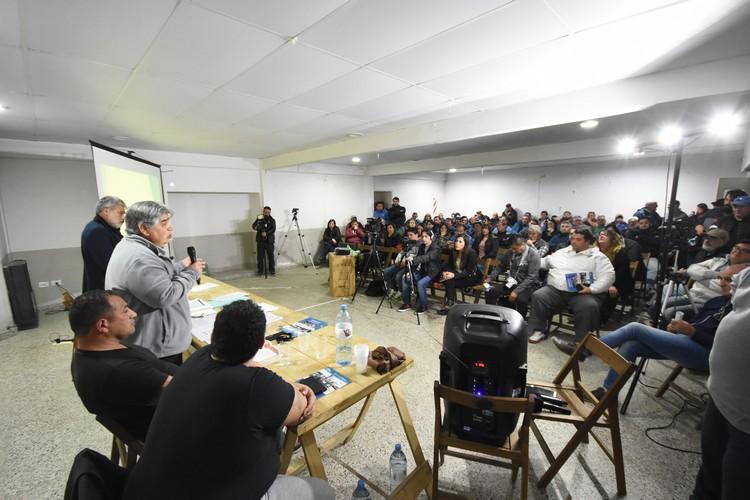 SÍNTESIS DE LA ASAMBLEA INFORMATIVA EN MAR DE AJÓ