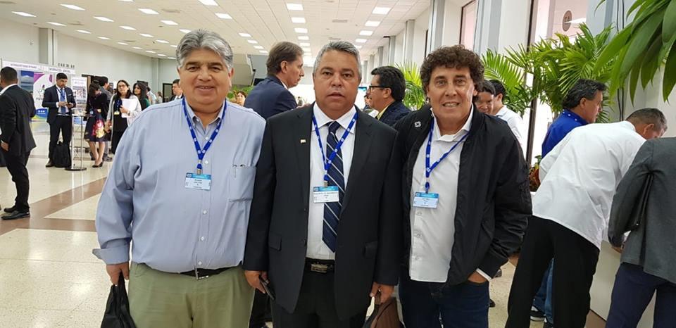 JOSÉ RIGANE Y PABLO MICHELI EN ENCUENTRO REGIONAL DE OIT EN PANAMÁ