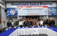 SE DESARROLLA EN LUZ Y FUERZA DE MAR DEL PLATA UN ENCUENTRO INTERNACIONAL DE ENERGÍA