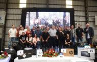 MULTITUDINARIO FESTEJO POR EL 75 ANIVERSARIO DE LUZ Y FUERZA DE MAR DEL PLATA